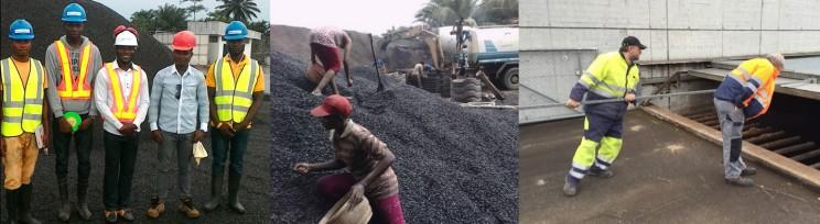 Logistics of PKS from Nigeria to Power Plant
